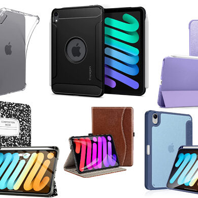 These are the Best Cases for the iPad Mini 6: Spigen, Ivsotek, and more!