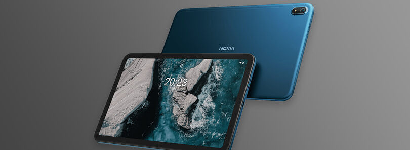 The Nokia T20 is HMD's first tablet with budget specs and a low price