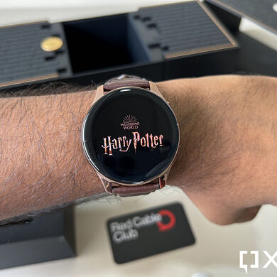 The OnePlus Watch Harry Potter Limited Edition brings the magical world to your wrist