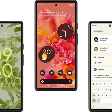 Download the leaked Pixel 6 live wallpapers for your smartphone