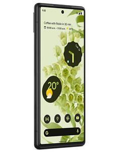 Pixel 6 green front right