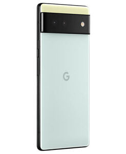 Pixel 6 green back right