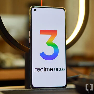 Hands-on with Realme UI 3.0 based on Android 12: Wallpaper-based Themes, new Dark Mode options, and more!