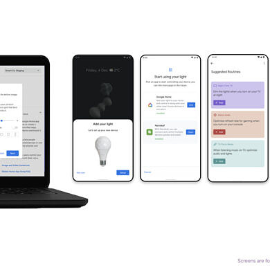 Google expands Google Home branding, introduces Suggested Routines for smart home developers