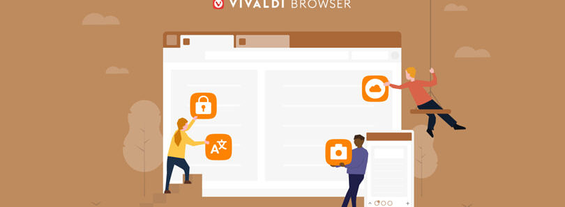 Vivaldi's latest update adds web app support, a bottom tab stack, and much more