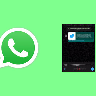 WhatsApp might soon allow you to pause voice recordings