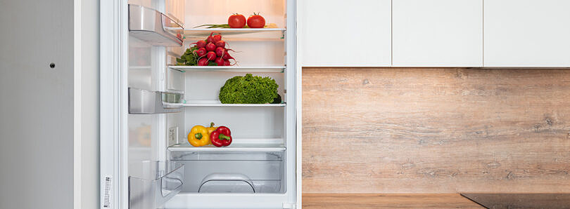 Amazon is making a fridge that knows when you're about to run out of food
