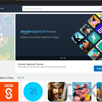 Hands on with Android apps on Windows 11