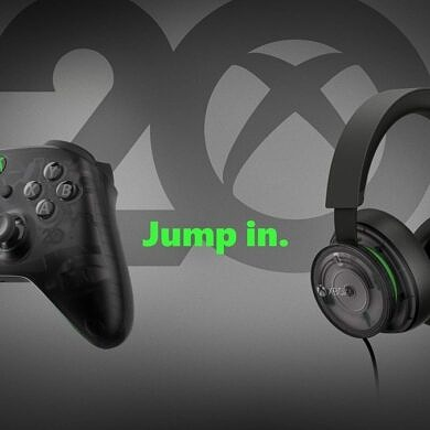 Xbox celebrates 20th anniversary with a translucent controller and headset
