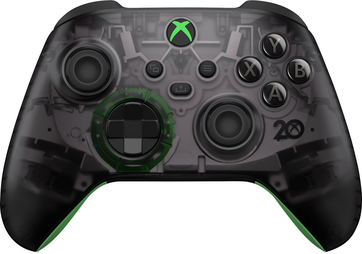 20th Anniversary Special Edition Xbox Wireless Controller