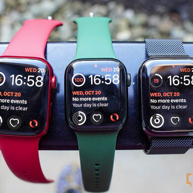 Apple Watch Series 7 first impressions: More of the same
