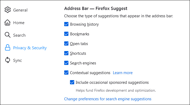 disabling ads in firefox