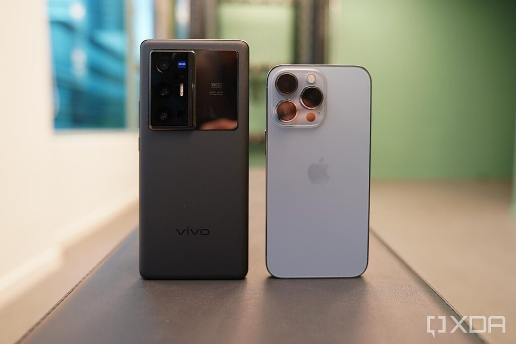 vivo and iphone