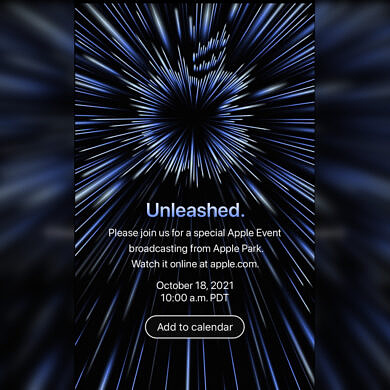 """Here's how you can watch Apple's """"Unleashed"""" Mac event"""
