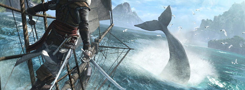 Assassin's Creed: The Rebel Collection for Nintendo Switch now just $20 ($20 off)