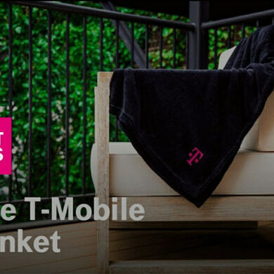 T-Mobile is giving away free blankets next week as it blankets the country with 5G
