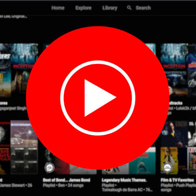 YouTube Music begins surfacing community-generated playlists on the homepage